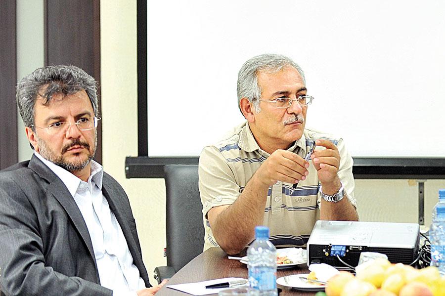تجارت فردا- محمدمهدی راسخ و محمود صدری