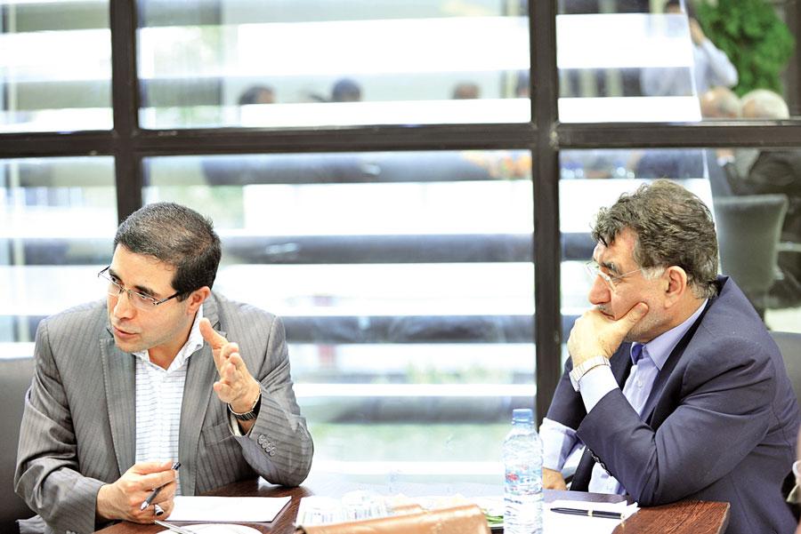 تجارت فردا- رئیس اتاق بازرگانی تهران و مدیرمسوول