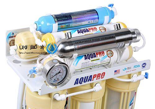 خرید دستگاه تصفیه آب تایوانی آکواپرو