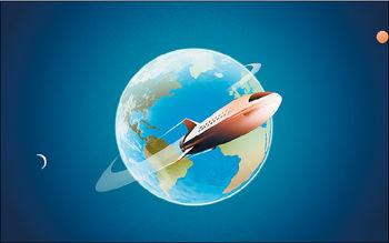 فضا در 50 سال آینده