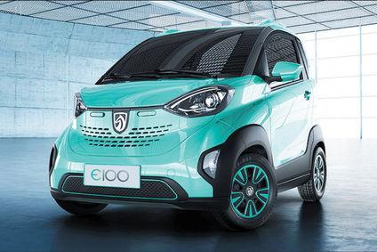 رویش خودرو سبز در چین