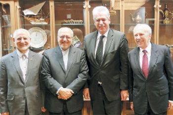 توافق آسمان و بوئینگ در تهران