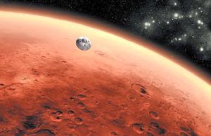 ریاضیدانان و یافتن راه جدیدی به مریخ