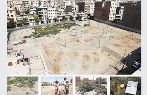 سلاخی درختان پایتخت