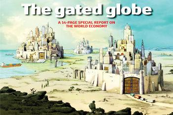 جهانی دارای دروازه
