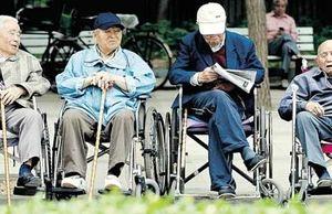 معضلی به نام سالخوردگی