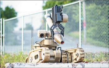 مهار روباتها