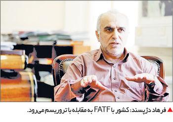 مقابله با تروریسم با FATF