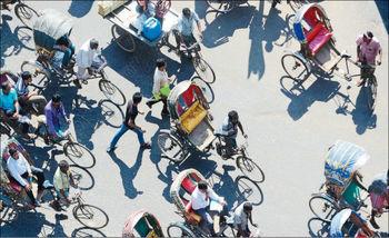 سوار بر دوچرخهها