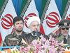 روحانی: ارتش به وصیت امام(ره) عمل کرد