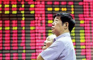 چین درگیر بحران