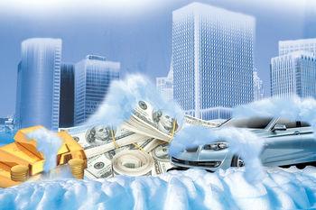 یخزدگی بازارها