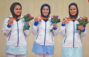 بانوان ایرانی در اوج