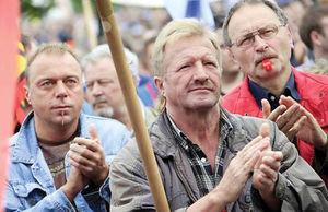 شاکیان بلژیکی، متهمان آلمانی