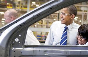 فشار خودروسازان بر اوباما