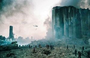 اندوه لبنان