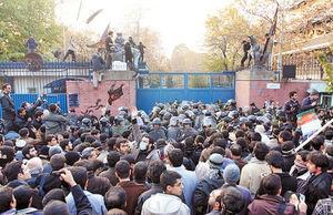 تهران و لندن در محاق